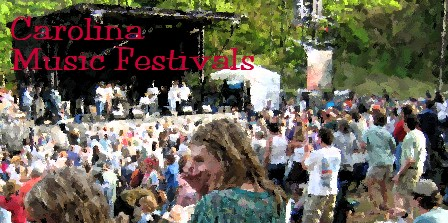 13f8877dd Carolina Music Festivals