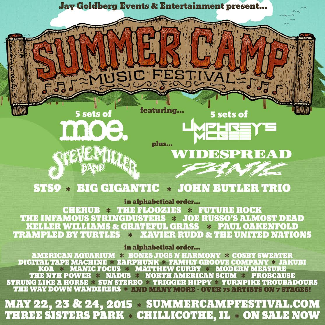 carolina music festivals summer camp rh carolinamusicfests com Summer Camp Music Festival Stage exclaim summer music festival guide